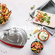 Premium packaging containers