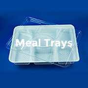 Premium packaging meal trays