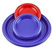 Premium packaging disposable tableware